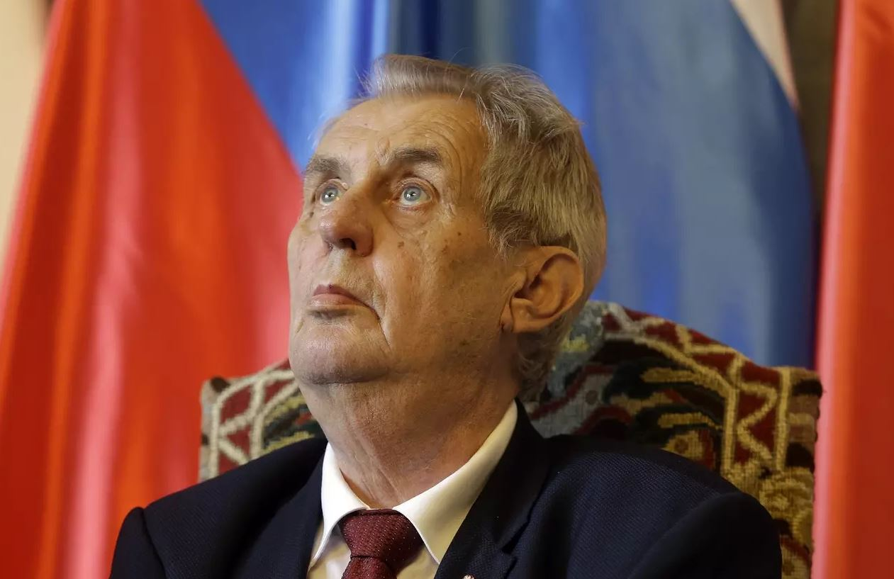 Image result for zeman zombie